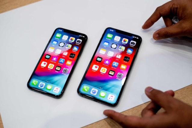 Apple brengt dit jaar drie nieuwe iPhones uit