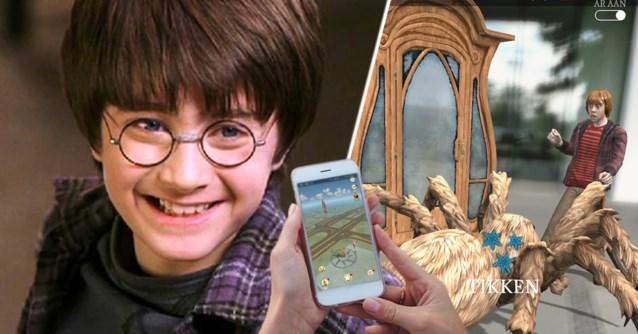 """""""Harry Potter Go"""" is beschikbaar in België"""