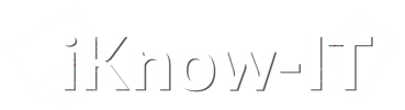 iKnow-IT logo new white 200